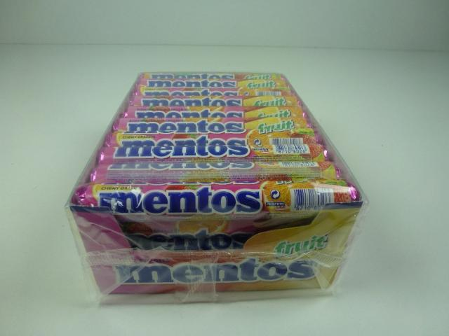 MENTOS FRUIT, 40er Pack