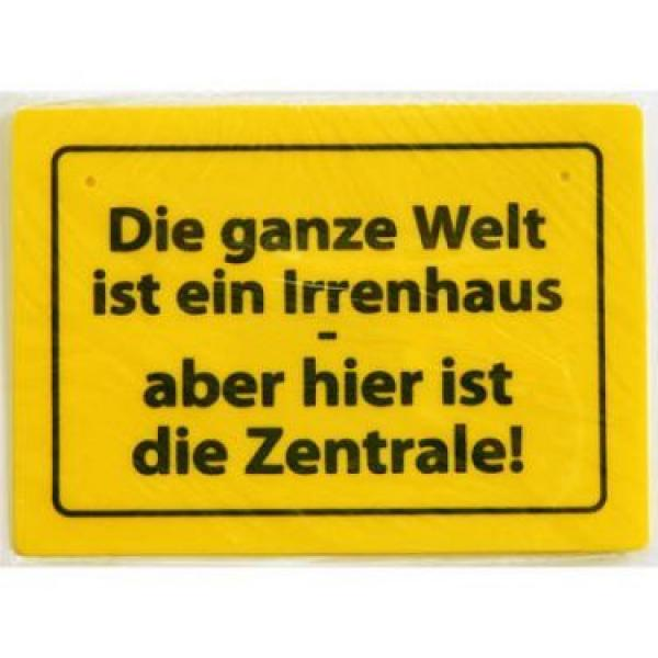 schild mit spr chen 15 x 10 cm witzig cool sebstklebend 12271064. Black Bedroom Furniture Sets. Home Design Ideas