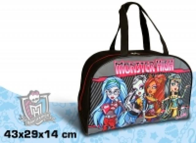 Sporttasche 43cm Monster High
