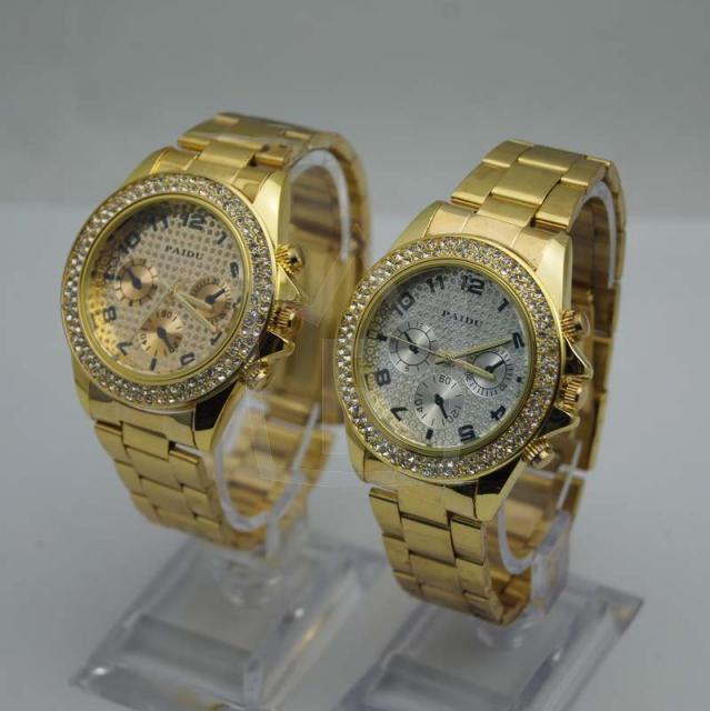 Paidu modische Armbanduhr mit japanischem Uhrwerk