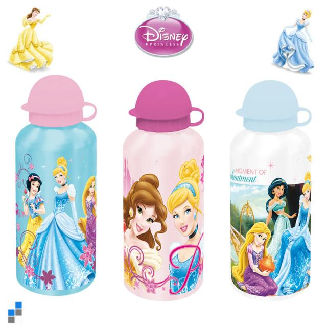 Trinkflasche Aluminium 500ml Princess