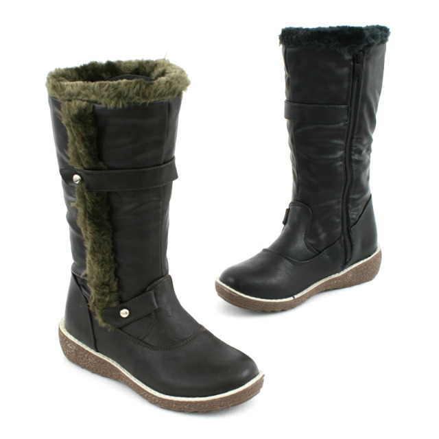 Mädchen Fell Stiefel Schuhe Gr. 33-38 je 10,50 EUR