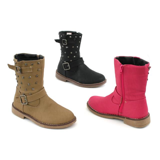 Mädchen Stiefel Schuhe Boots Gr. 31-36 je 11,90 EUR