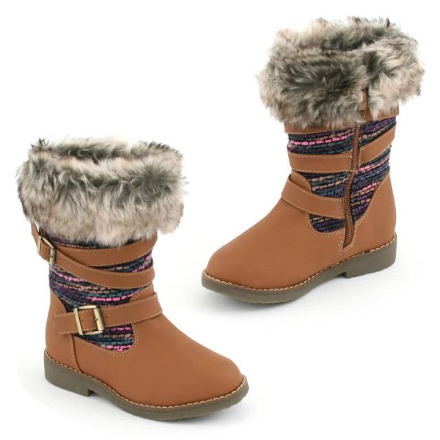 Mädchen Fell Stiefel Schuhe Gr. 24-29 je 10,50 EUR
