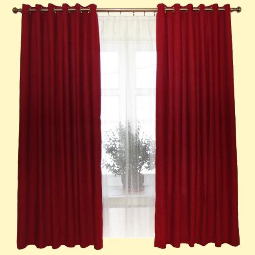 ONE SET – 2 CURTAINS, 168x229 cm, 100% cotton, curtain