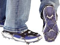 Schuh Schneeketten Schuhketten rutschfest Gr. 35-43 Glatteis Rutschgefahr Antirutsch