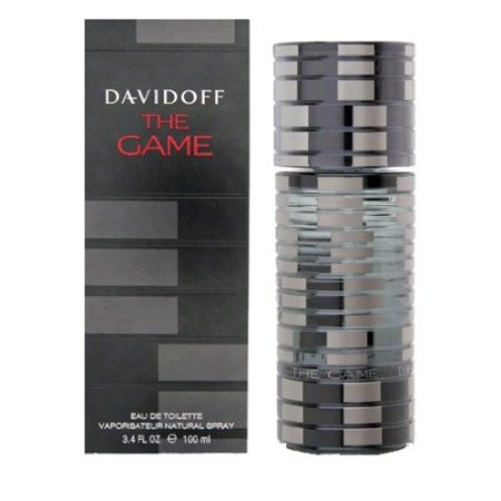 Davidoff The Game Eau de Toilette Natural Spray Parfum 100 ml
