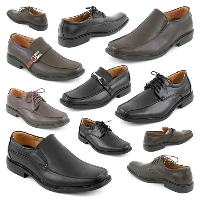 Herren Business Schuhe Slipper Gr. 40-45 je 8,45 EUR