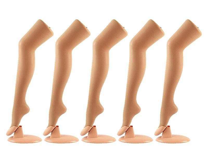 120 Paar Nylon Damen Strumpfhosen 70Den Uni Hautfarbe Sexy Blickfang nur 1,90 Euro