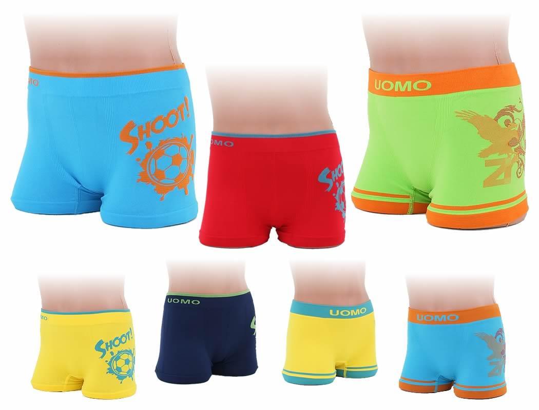 120 x Jungen Unterhosen Slips Shorts Boxershorts Motive nur 1,09 Euro