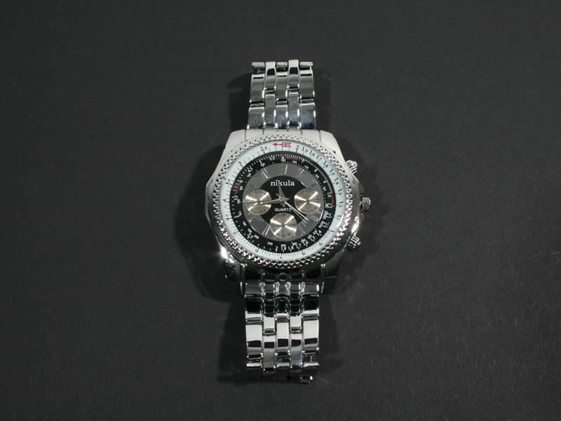 Hochwertige edle Herren Quarz Uhren mit breitem Armband nur 6,99 Euro