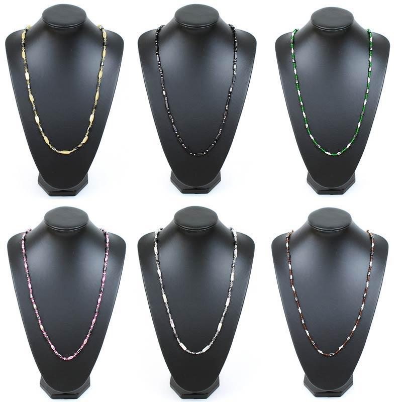 Magnet Ketten mit Strass Steinen Glassteinen Perlen ab 0,90 Cent