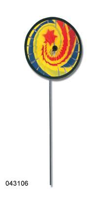 Windspiel Sonnenrad 48 cmf. Garten,Camping