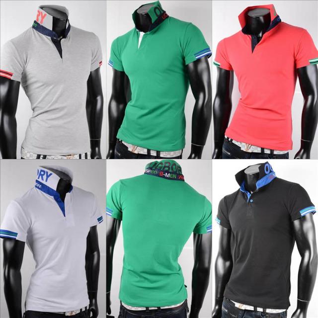 Herren Polo Shirts Oberteile Gr. M-3XL je 7,25 EUR