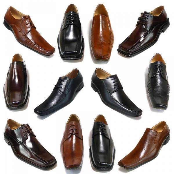 24 paar herren business schuhe city slipper sneaker innen leder nur 9 90 euro 12349268. Black Bedroom Furniture Sets. Home Design Ideas