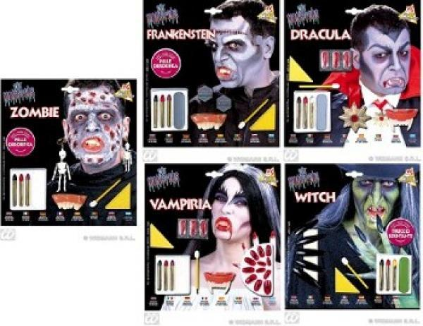 27-47290, Party Make-up Set deluxe, Karneval, Kostüm, Horror