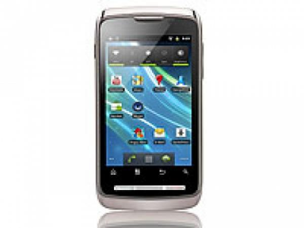 Simvalley Mobile SP-80 Dual-SIM Smartphone 3G