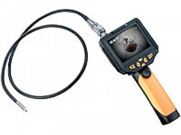 Somikon HD Endoskop Kamera mit 1 Meter Schwanenhals