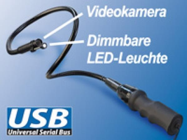 Somikon USB Farb Endoskop Kamera