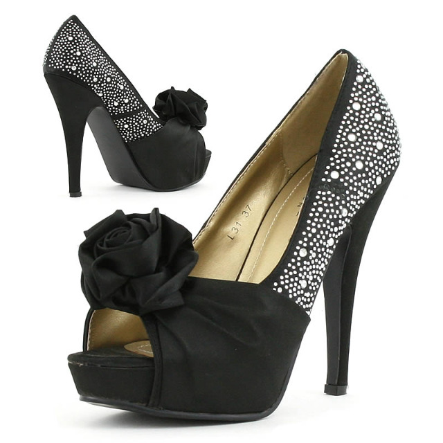 Pumps High Heels Schuhe Gr. 36-41 je 7,50 EUR