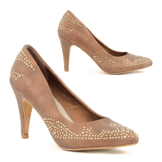 Damen Pumps High Heels Schuhe Gr. 36-41