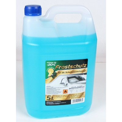 28-202239, Frostschutzmittel 5L, bis -20°, für Scheibenwischanlage++++++