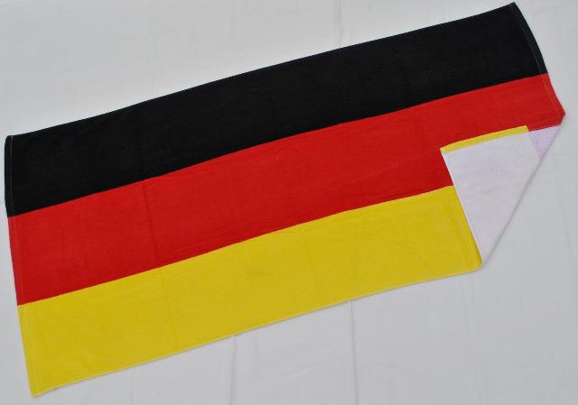 Deutschland Handtuch Strandtuch Badetuch Saunatuch ab 100 Stück 4,95 €