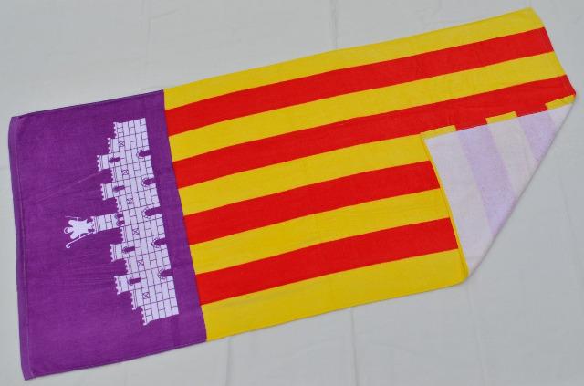 Mallorca Handtuch Badetuch Saunatuch Strandtuch ab 100 Stück 3,45 €