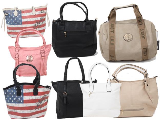 af1701c409d0e Damen Taschen Tasche Shopper Bag Handtasche Umhängetasche Schultertaschen  nur 8