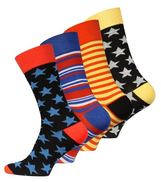 Vincent Creation® Herren Casual-Socken