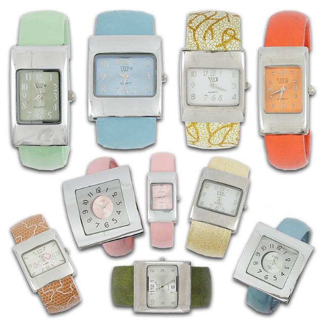 Damen Uhren Schmuck Edelstahl Quartz