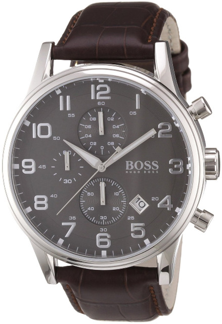 Hugo Boss HB1512570 Herrenuhr Chronograph