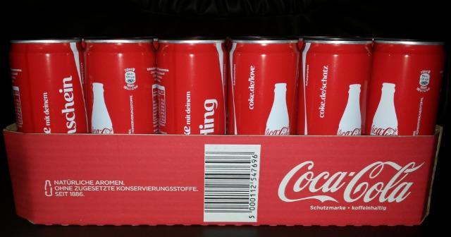 Coca Cola 24 x 0,33 l