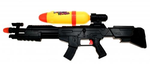 10-540532, MG Wassergewehr 78 cm, MG Style, Pumpgun, mit Tank, Wasserblaster, Wasserpistole, Wasserspritze