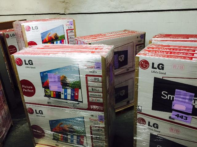 TV LG Full HD, Ultra HD, 4K, LED 3D Smart TV Refurbished