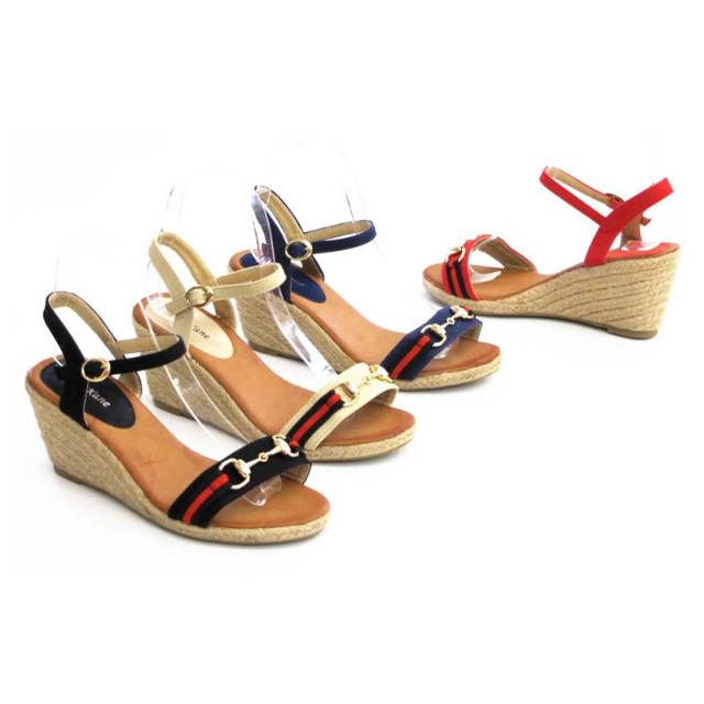 damen sommer sandalen pumps schuhe 14592031. Black Bedroom Furniture Sets. Home Design Ideas