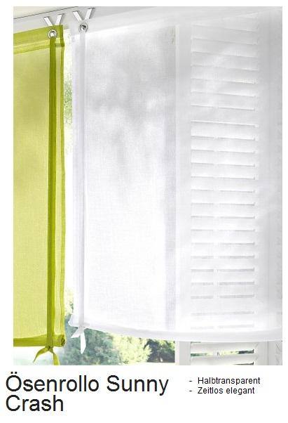 Rollo f rs fenster in gr n 130cm lang 3 breiten 14606117 for Fenster restposten