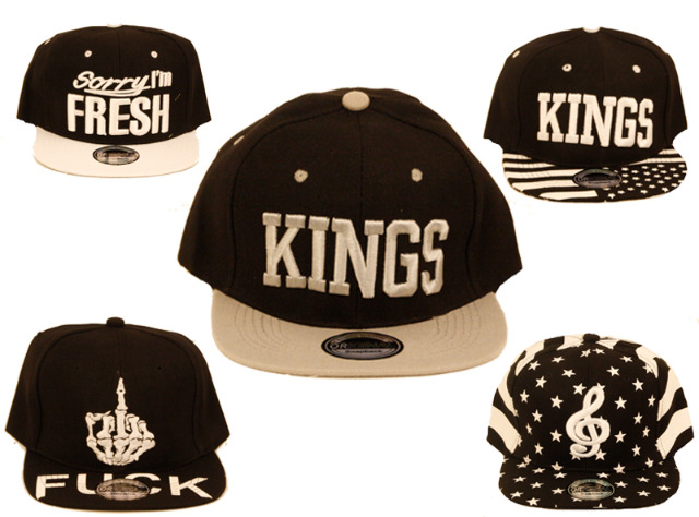 Basecap Cap Caps Kings Fuck Fresh Trucker Kappe nur 3,29 Euro