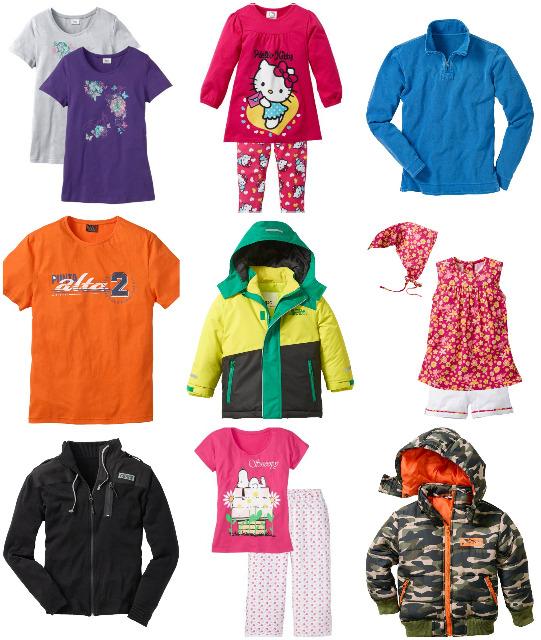 Textilien Kinder Großhandel: Kinder Mix Versandhaus