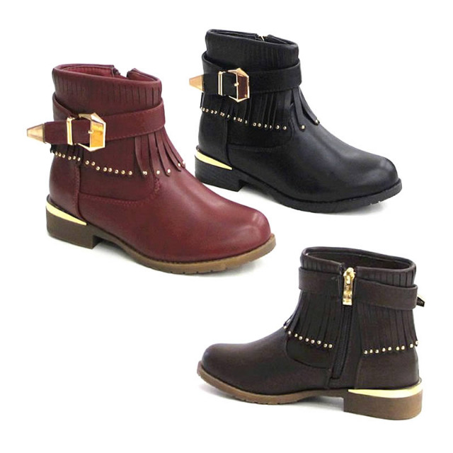 Mädchen Herbst Winter Stiefel Schuhe Boots