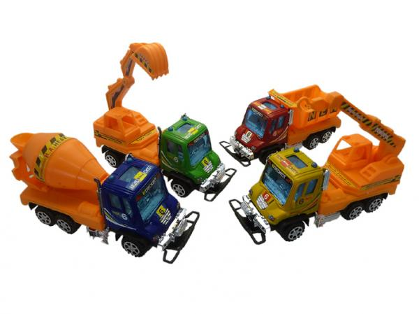 Spielautos Baufahrzeuge
