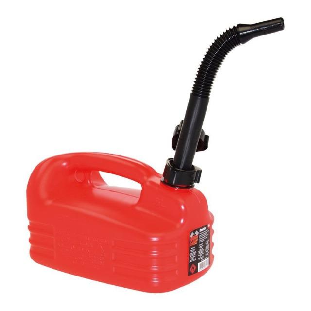 Kraftstoff-Kanister 5 L. Reservekanister Benzinkanister Kraftstoffkanister