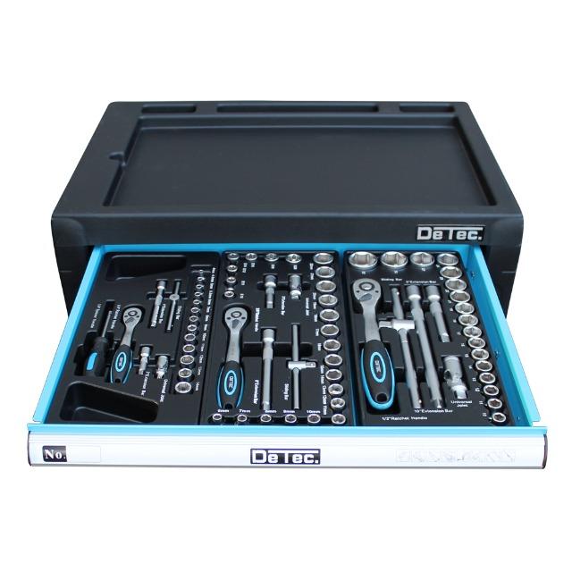 Werkzeugkiste inkl. Werkzeugsortiment Werkstattkiste Werkzeugwagen Werkzeugbox Tool box