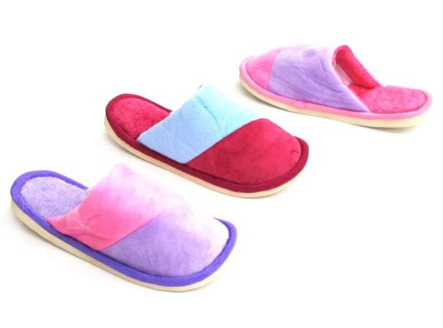 damen hausschuhe schuhe mix shoes pantoffeln nur. Black Bedroom Furniture Sets. Home Design Ideas