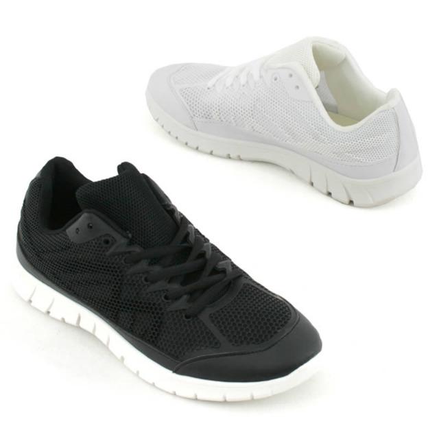 Damen Freizeit Sport Schuhe Sneaker
