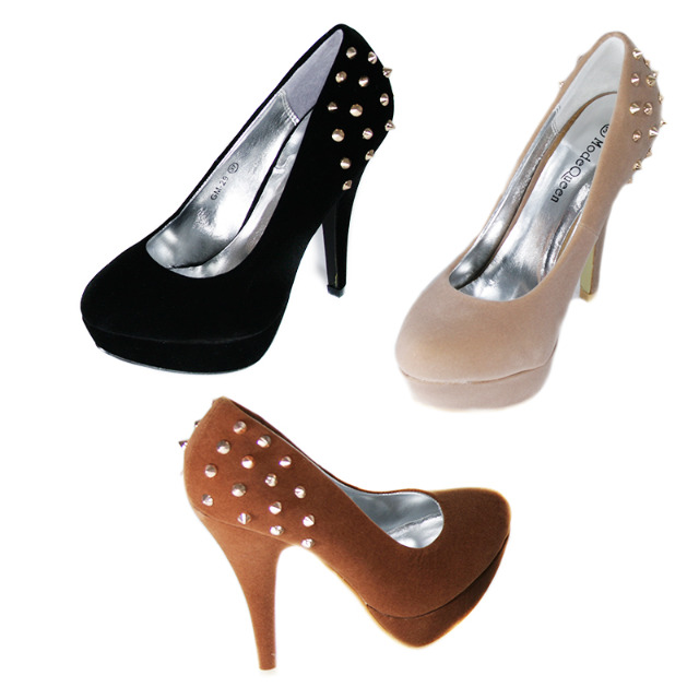 Damen Pumps High Heels Schuhe Gr. 36-41 je 4,90 EUR