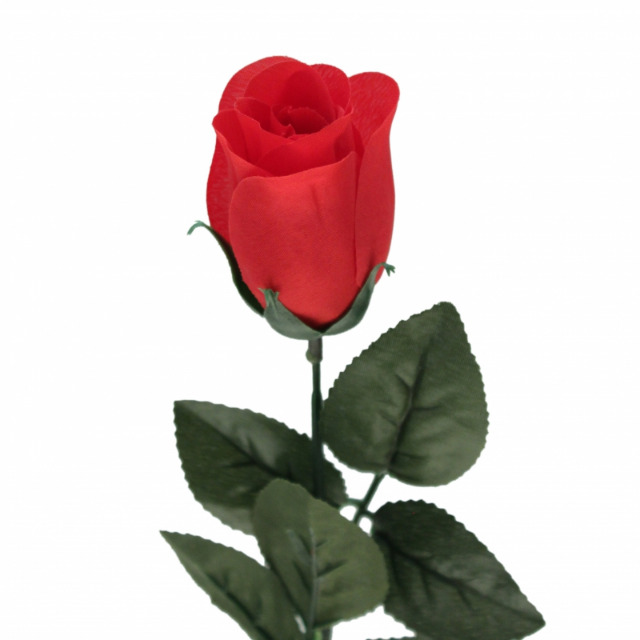 10 509100 kunstblume baccara rose 60 cm am stiel stoffrose hochwertige verabeitung 14763851. Black Bedroom Furniture Sets. Home Design Ideas