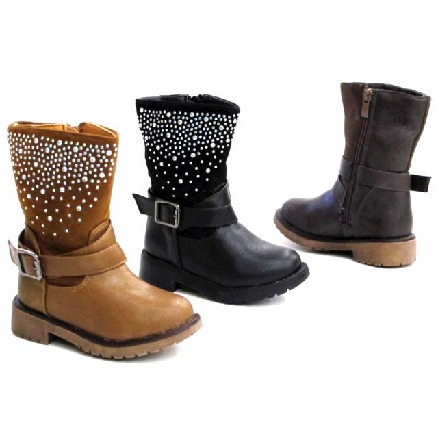 Mädchen Herbst Winter Stiefel Schuhe Gr. 25-30 je 10,50 EUR