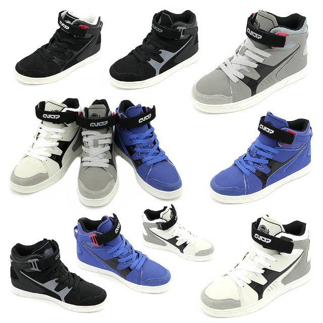 Herren Freizeit Schuhe Sneaker Boots Gr. 40-45 je 15,95 EUR