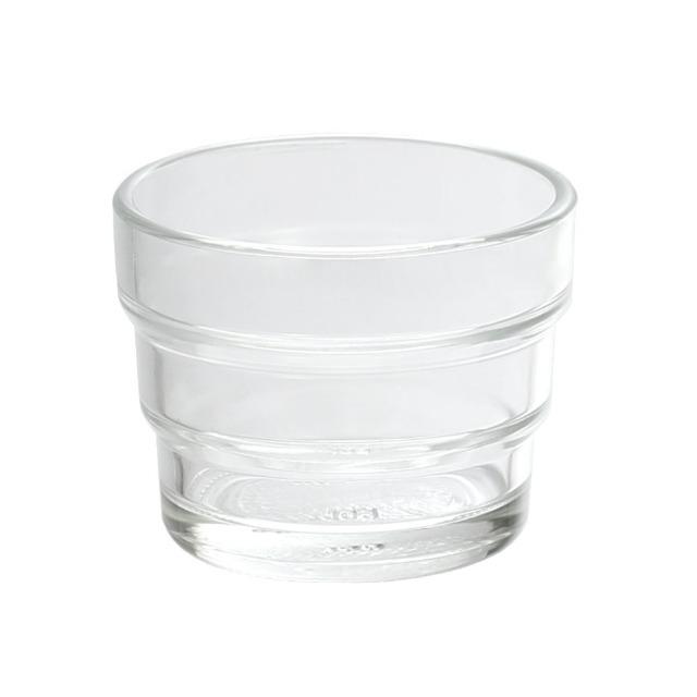 Teelichthalter Multi3, 3-fach Universal Kerzenlichthalter klar, 40mm - 50mm, Teelicht Glas, Kerzenhalter für Standard Kerzen
